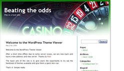 Gambling Wordpress Template